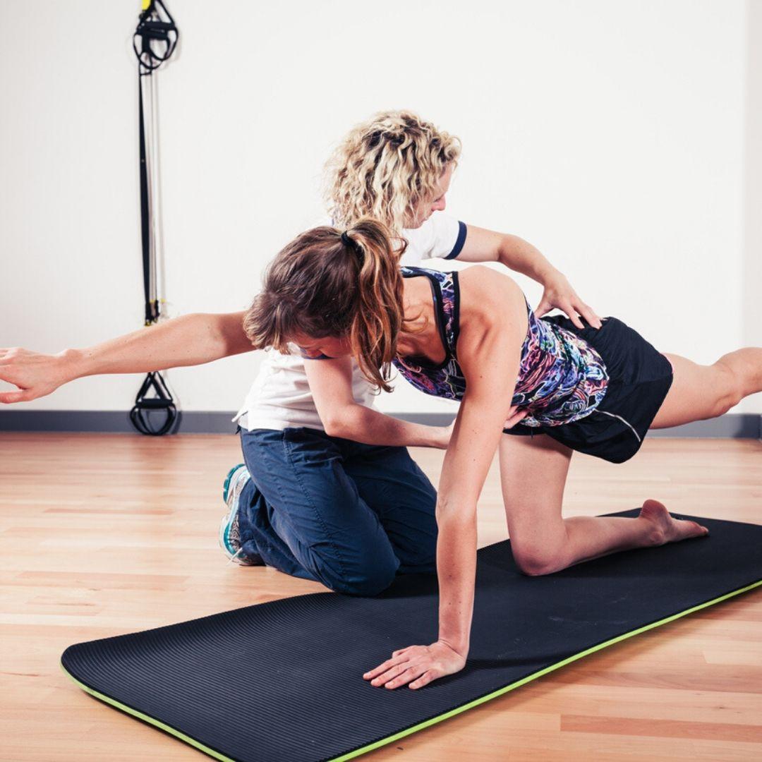 Rick Brandl Services - Restorative Yoga